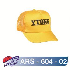 ARS-604-02 Fileli Şapka