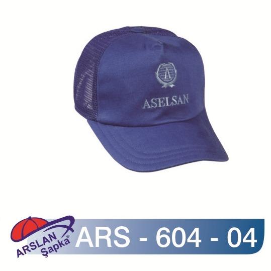 ARS-604-04 Fileli Şapka