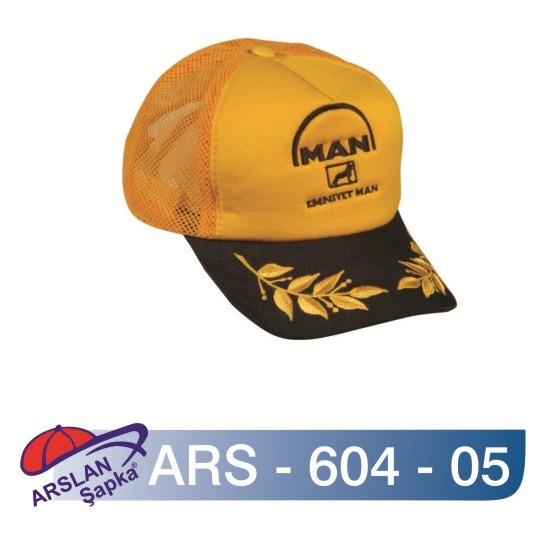 ARS-604-05 Fileli Şapka