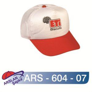 ARS-604-07 Fileli Şapka