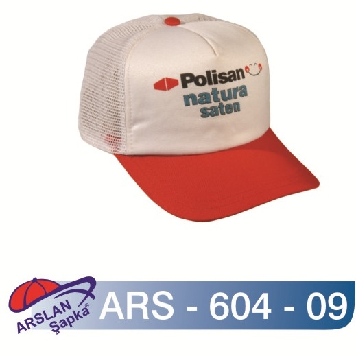 ARS-604-09 Fileli Şapka