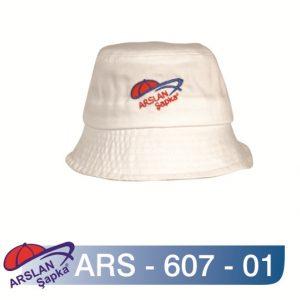 ARS-607-01 Fotör Şapka