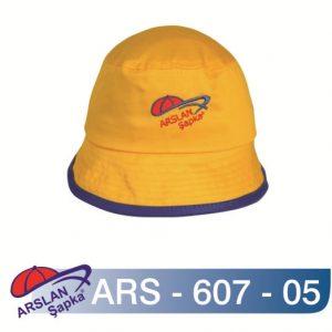 ARS-607-05 Fotör Şapka