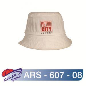 ARS-607-08 Fotör Şapka