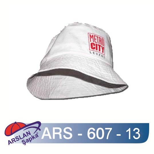 ARS-607-13 Fotör Şapka