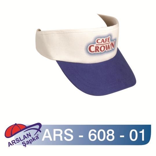 ARS-608-01 Vizör Şapka
