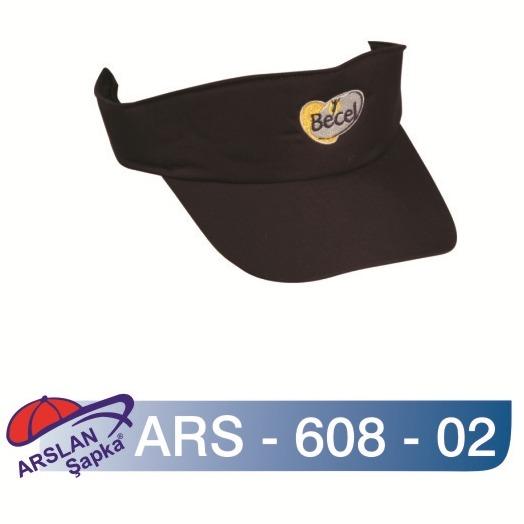 ARS-608-02 Vizör Şapka